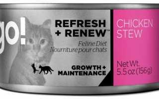 Корм для кошек гоу отзывы ветеринаров